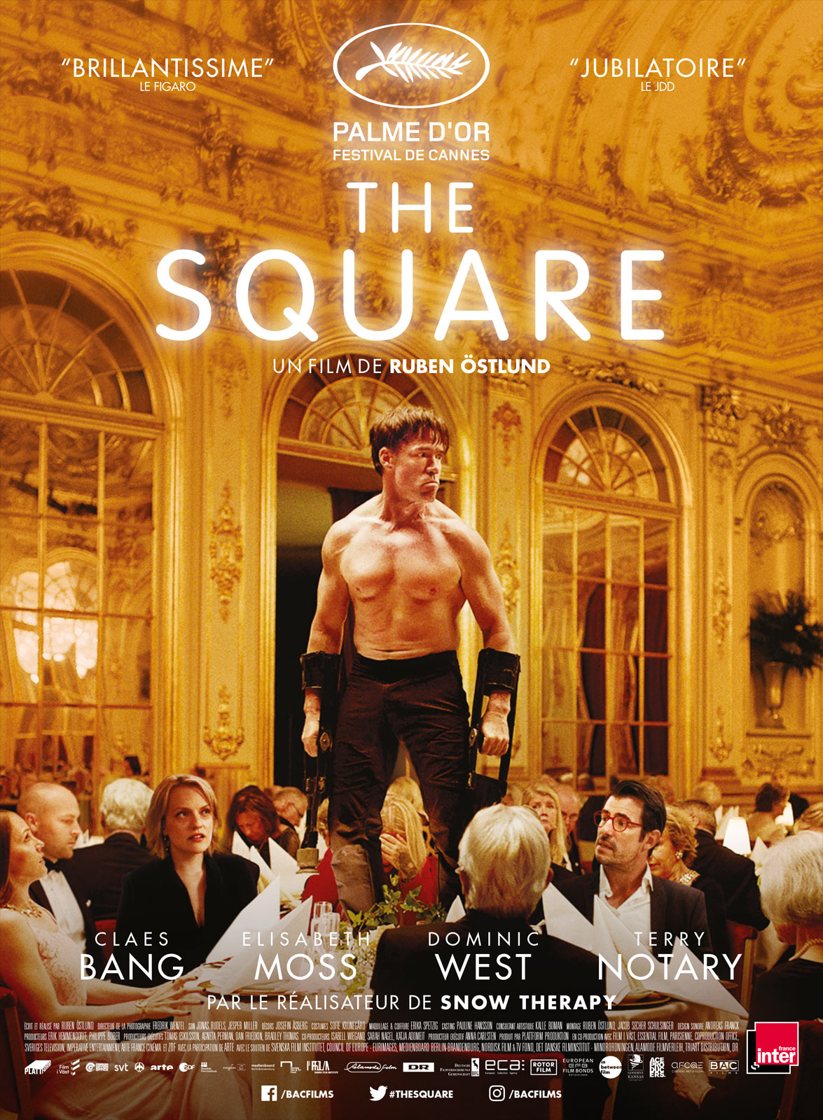 The Square Français HDRiP