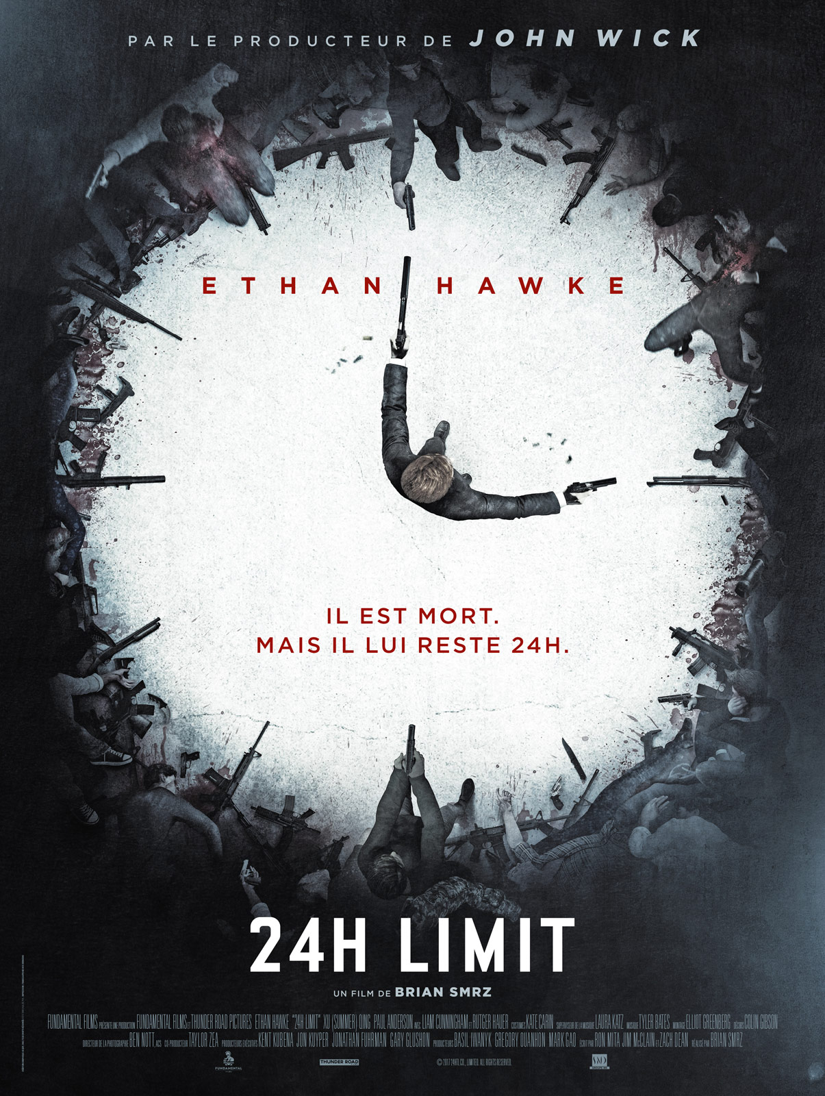 24H Limit Français HDRiP
