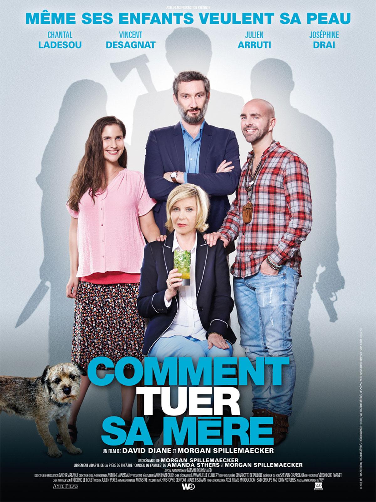 Comment tuer sa mère Français HDRiP