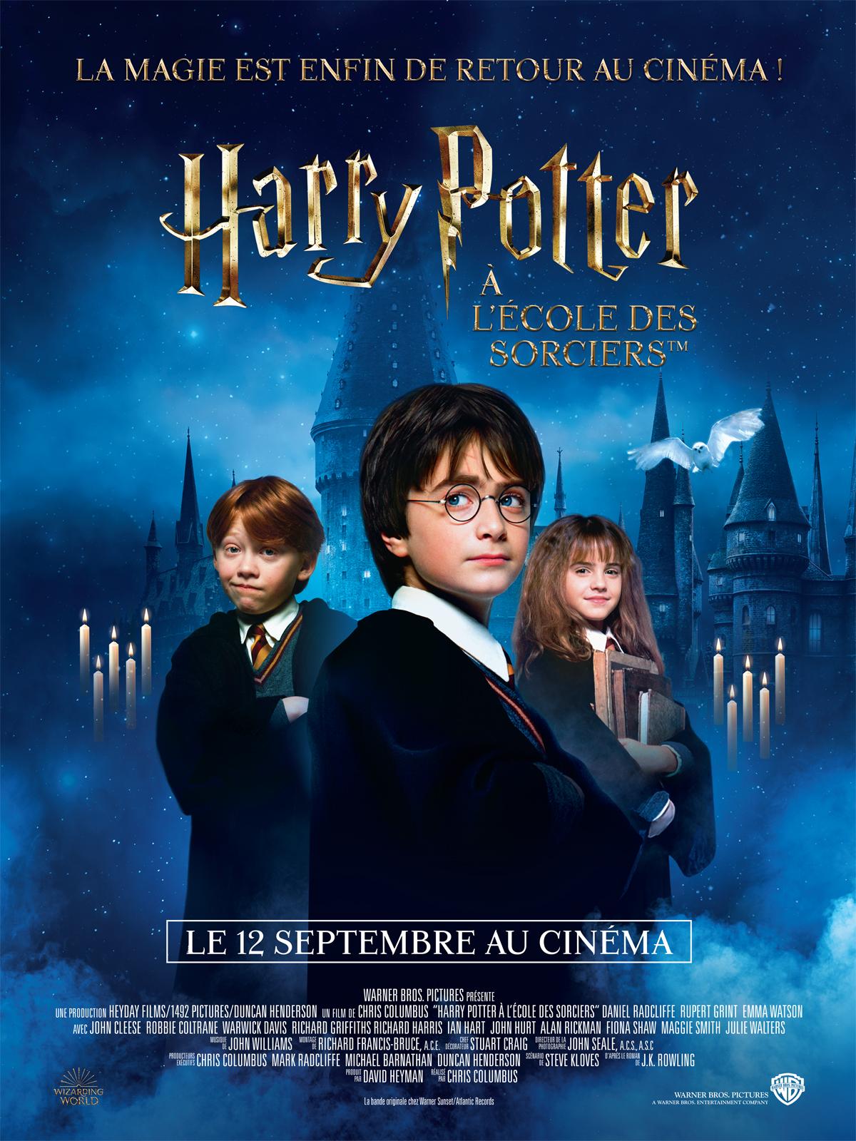 """Résultat de recherche d'images pour """"harry potter 1 film"""""""
