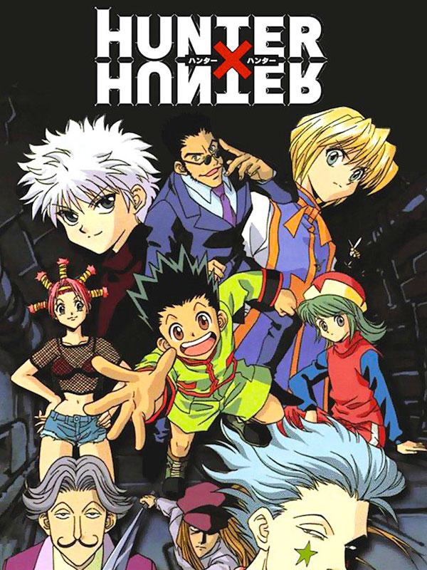 Suite Hunter X Hunter Anime : suite, hunter, anime, Hunter, Suite