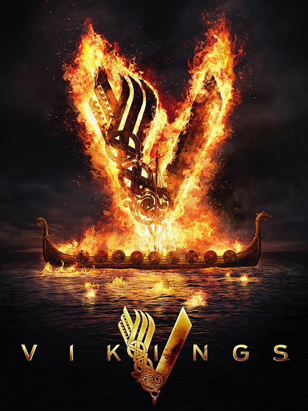 Viking Saison 5b Streaming : viking, saison, streaming, Vikings, Saison, AlloCiné