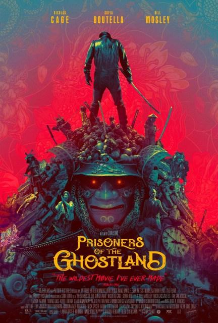Prisoners of the Ghostland - film 2021 - AlloCiné