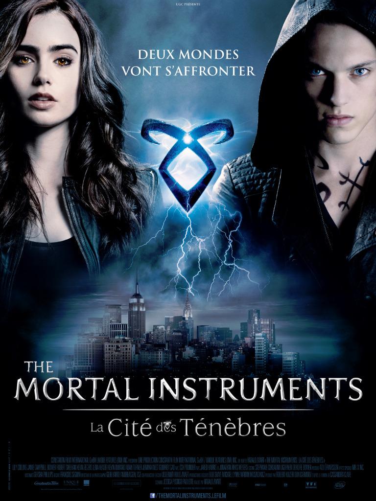 The Mortal Instruments La Cité Des Ténèbres 2 : mortal, instruments, cité, ténèbres, Achat, Mortal, Instruments, Cité, Ténèbres, AlloCiné