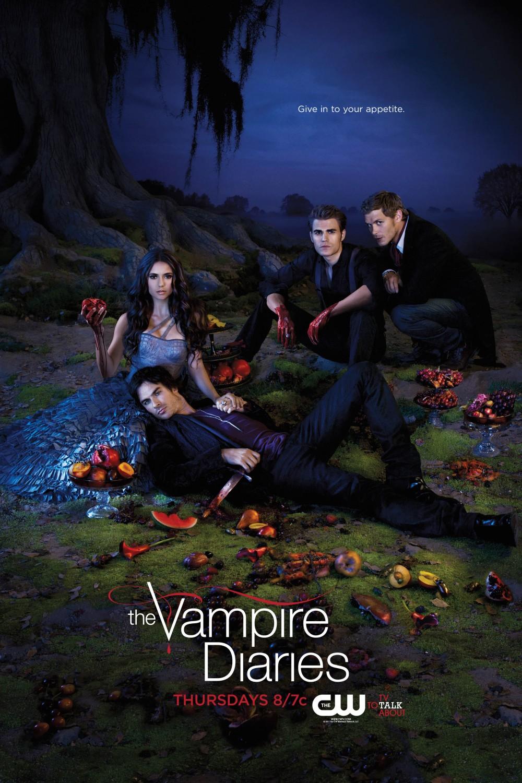 The Vampire Diaries Saison 3 : vampire, diaries, saison, Vampire, Diaries, Saison, AlloCiné