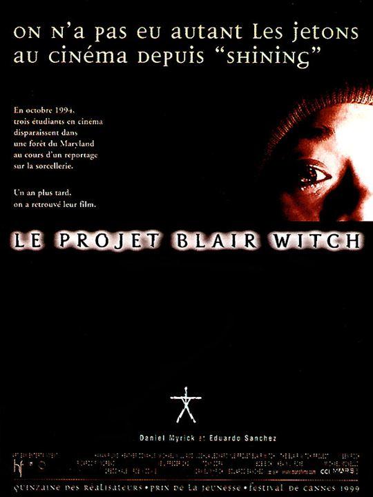 Le Projet Blair Witch : affiche