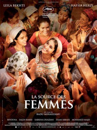 La source des femmes : Affiche