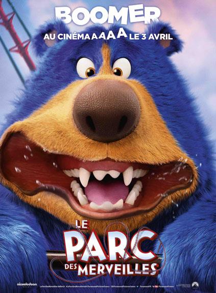 Le Parc Des Merveilles Streaming Vf : merveilles, streaming, Merveilles, Dévoile, Affiches, Personnages, Françaises, AlloCiné