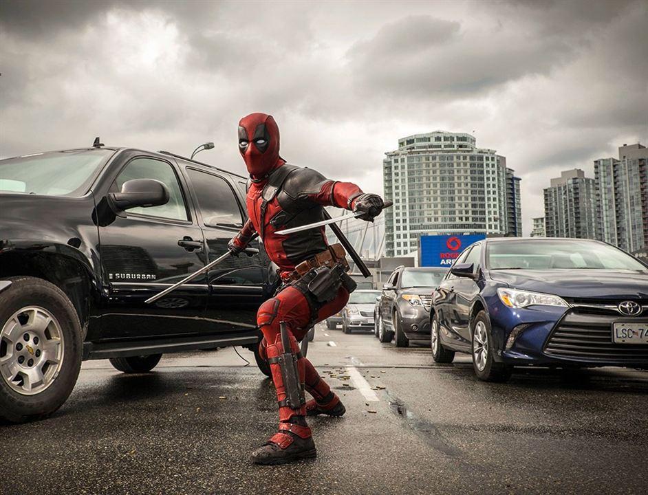 Deadpool : Photo Ryan Reynolds