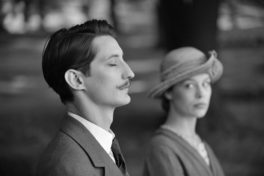 Frantz : Photo Paula Beer, Pierre Niney