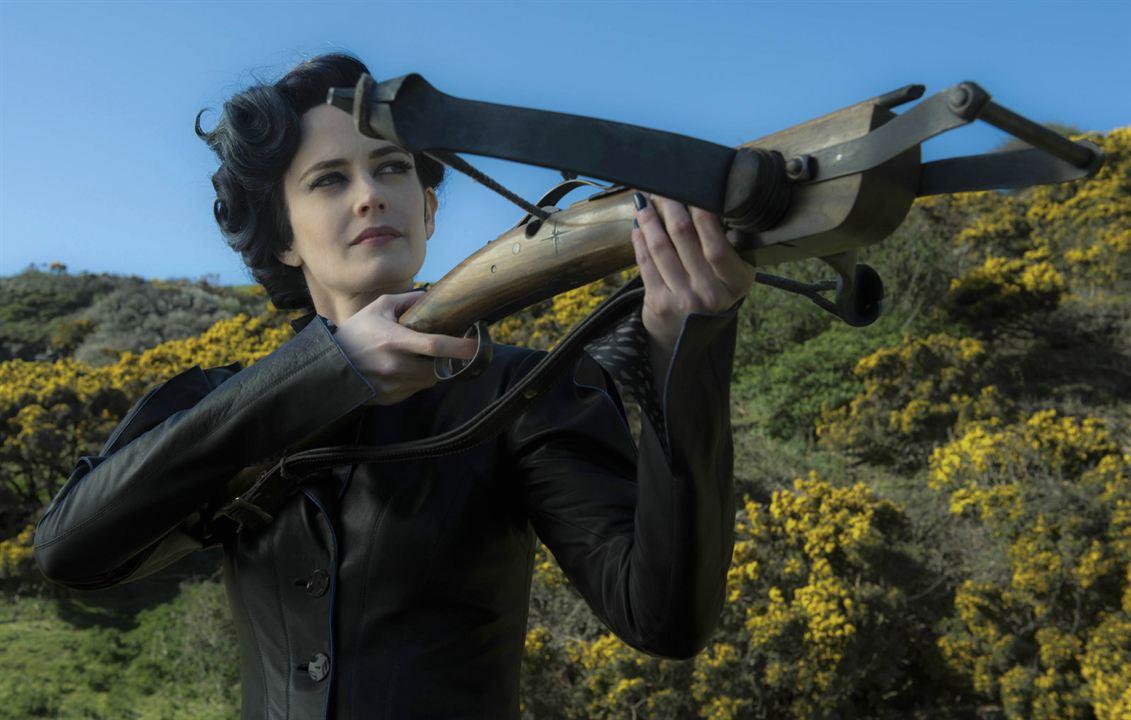 Miss Peregrine et les enfants particuliers : Photo Eva Green