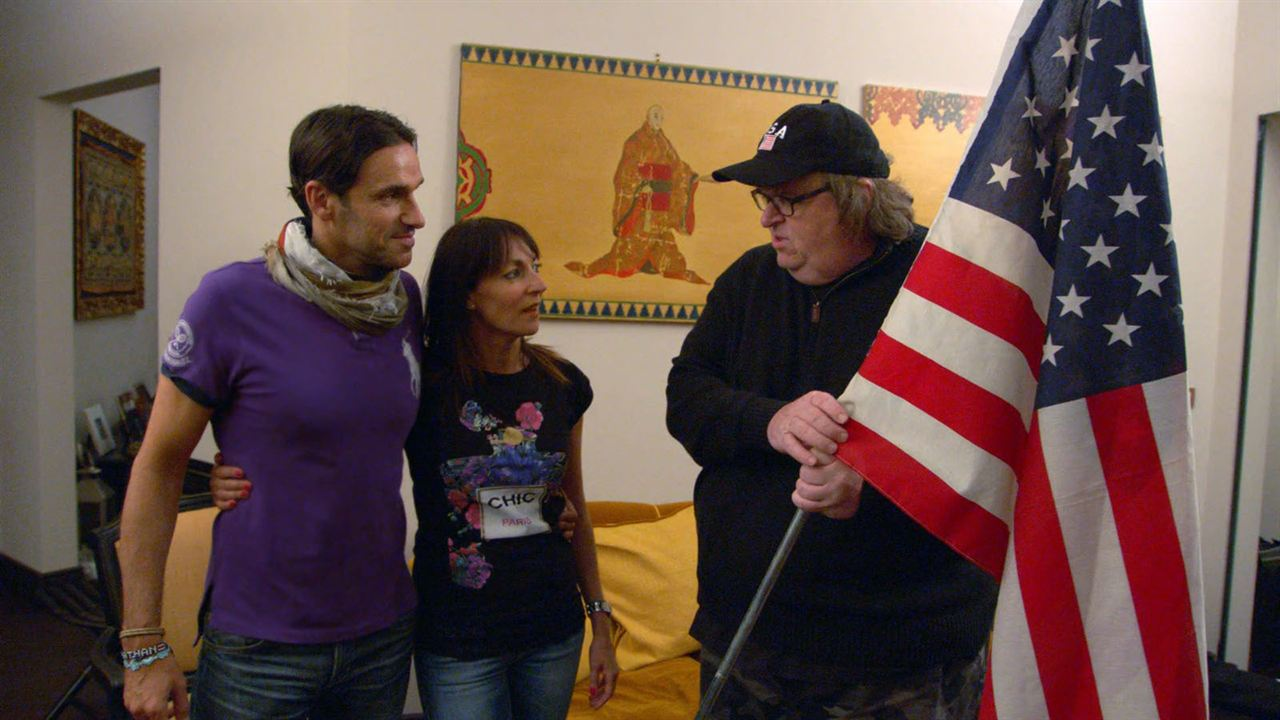 Where To Invade Next : Photo Michael Moore
