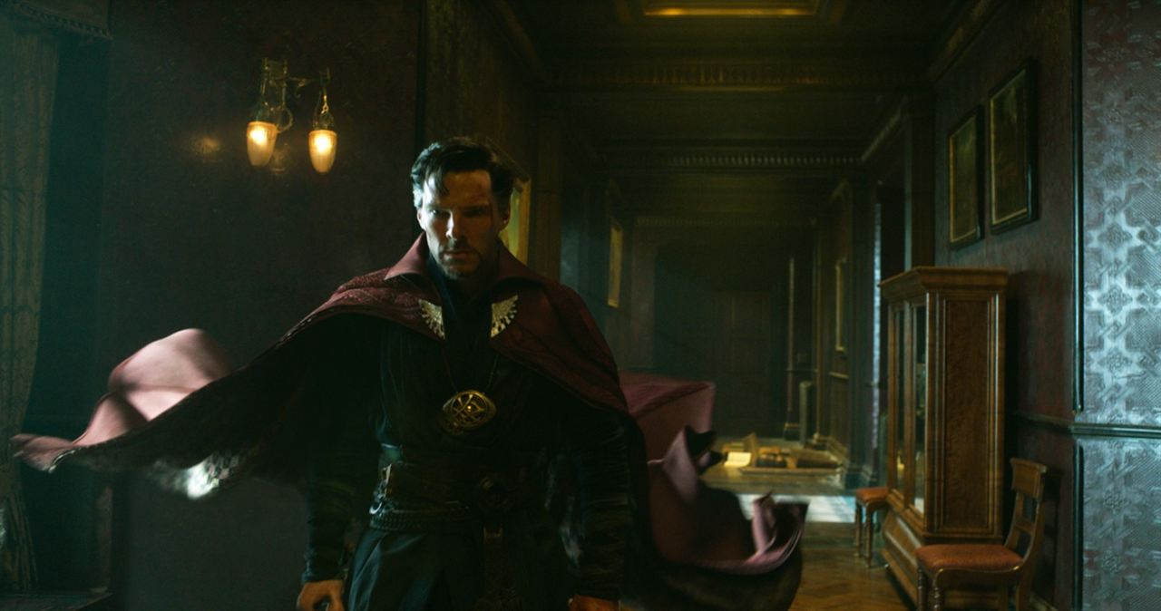 Doctor Strange : Photo Benedict Cumberbatch