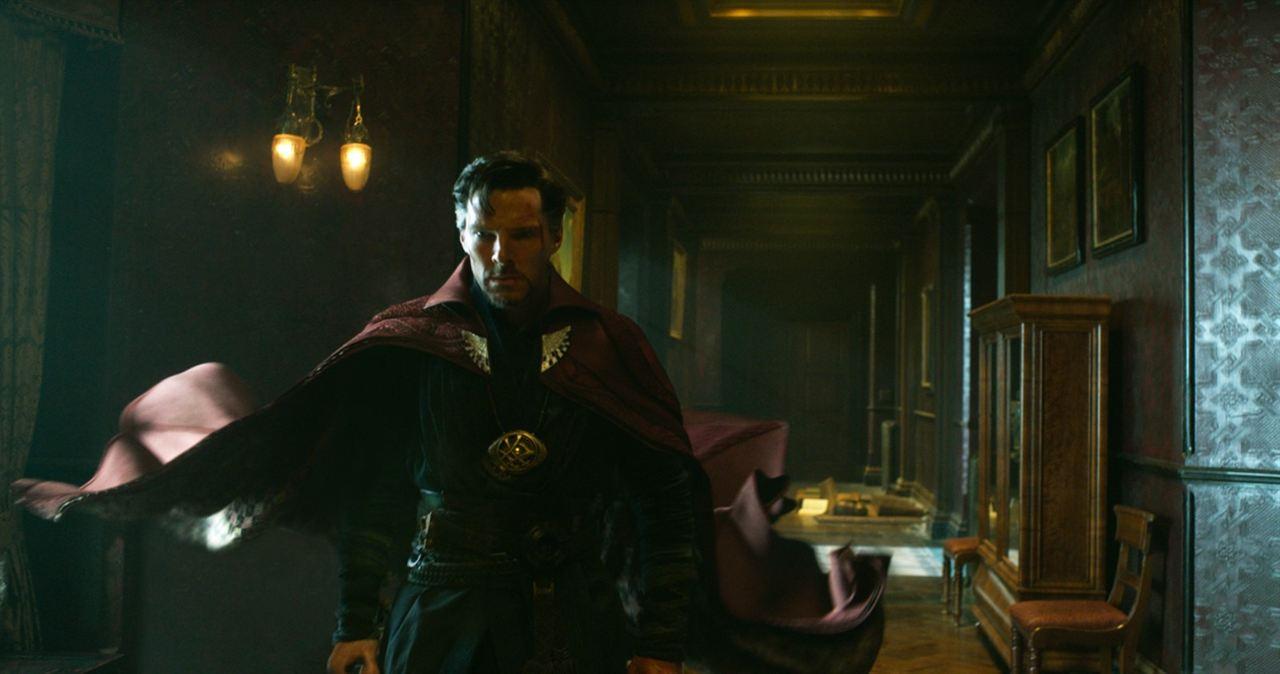Doctor Strange : Photo Benedict Cumberbatch