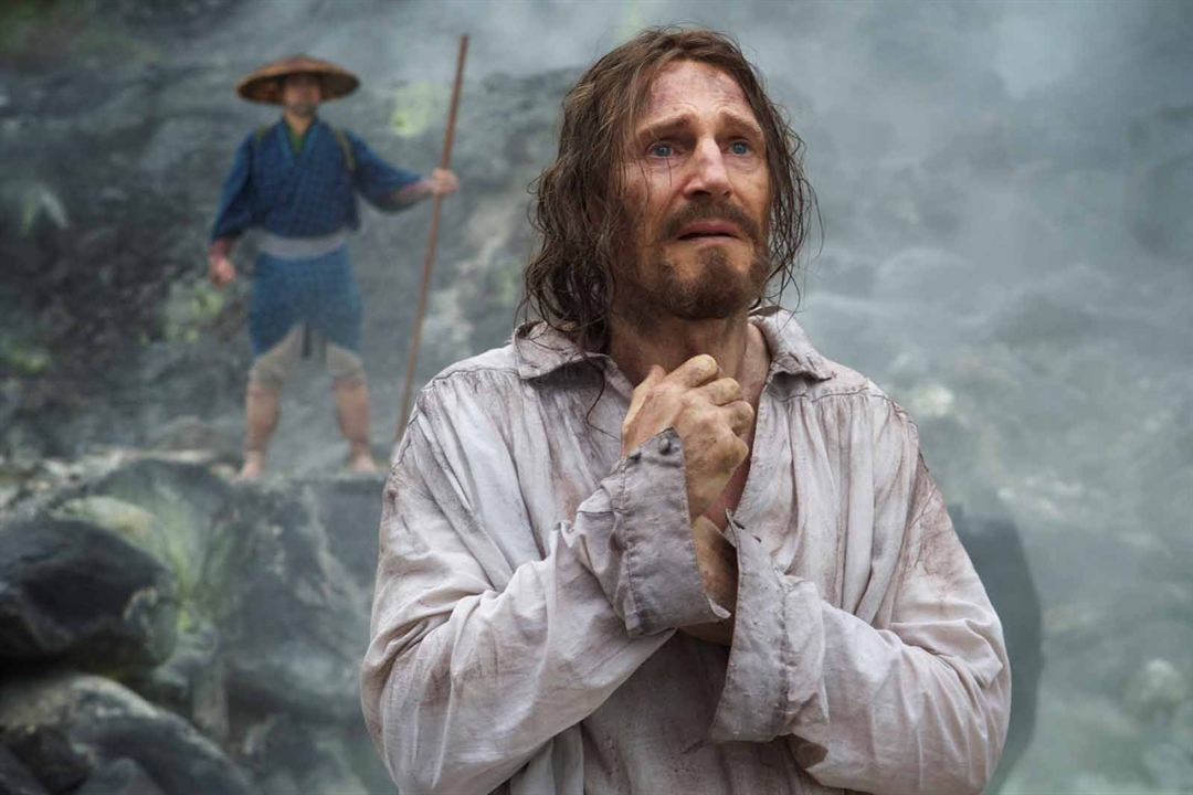 Silence : Photo Liam Neeson