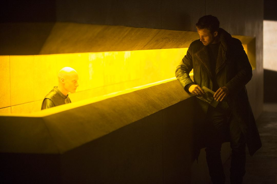 Blade Runner 2049 : Photo Ryan Gosling