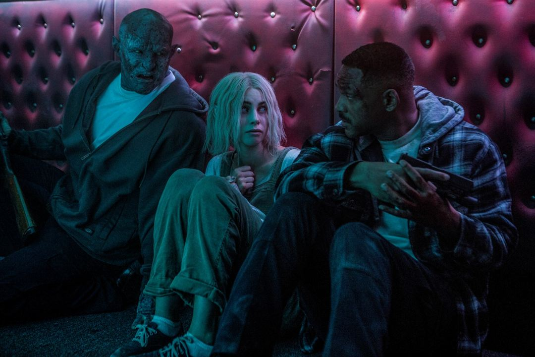 Bright : Photo Joel Edgerton, Lucy Fry, Will Smith