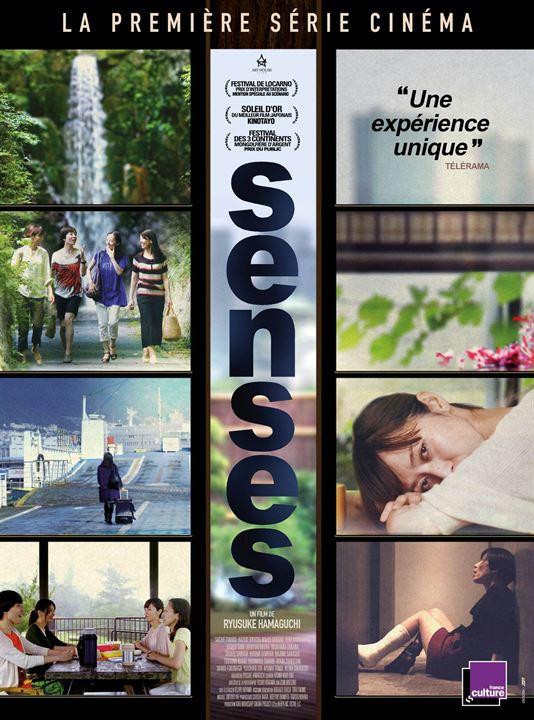 Senses 3&4 : Affiche