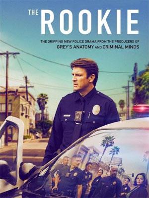 The Rookie : le flic de Los Angeles : Affiche