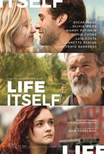 Seule la vie... : Affiche