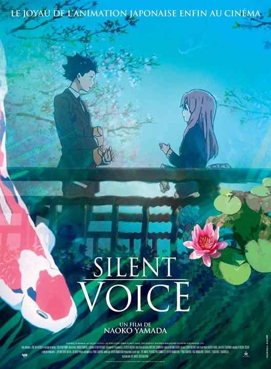 Silent Voice : Affiche