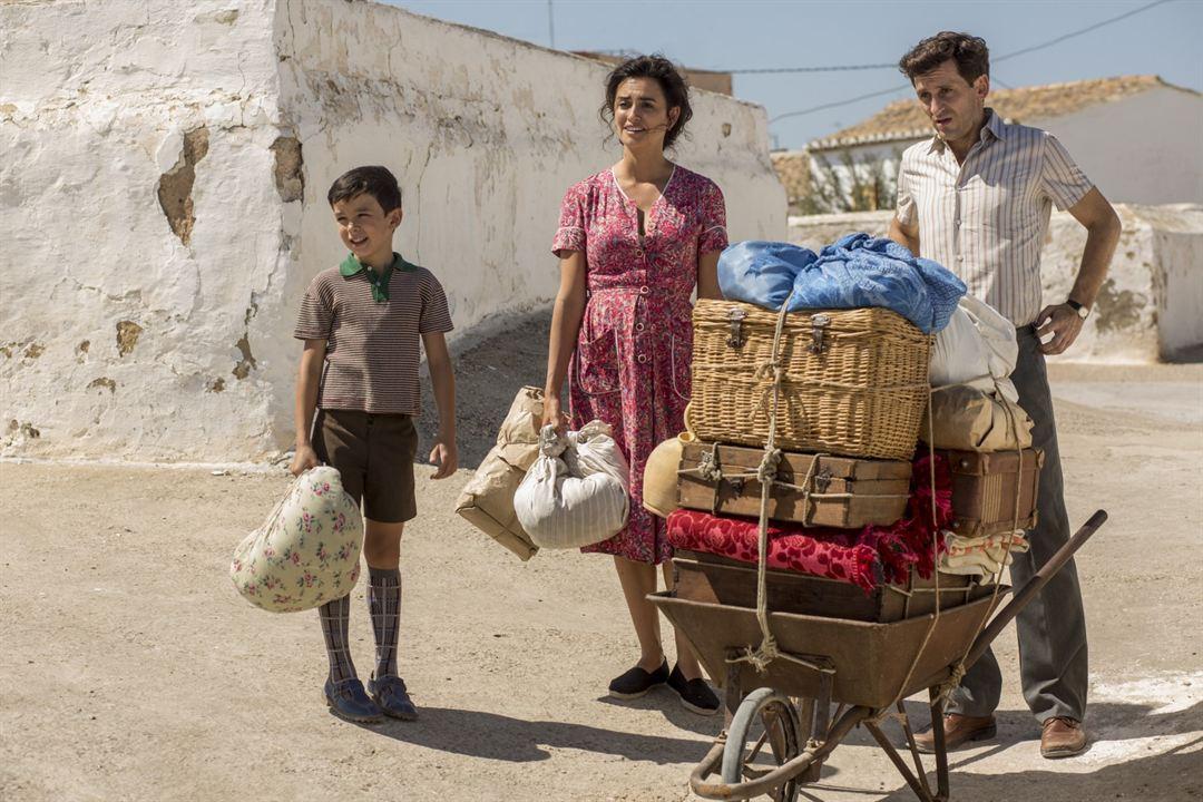 Douleur et gloire : Photo Asier Flores, César Vicente, Penélope Cruz