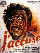 Film poster for J'Accuse