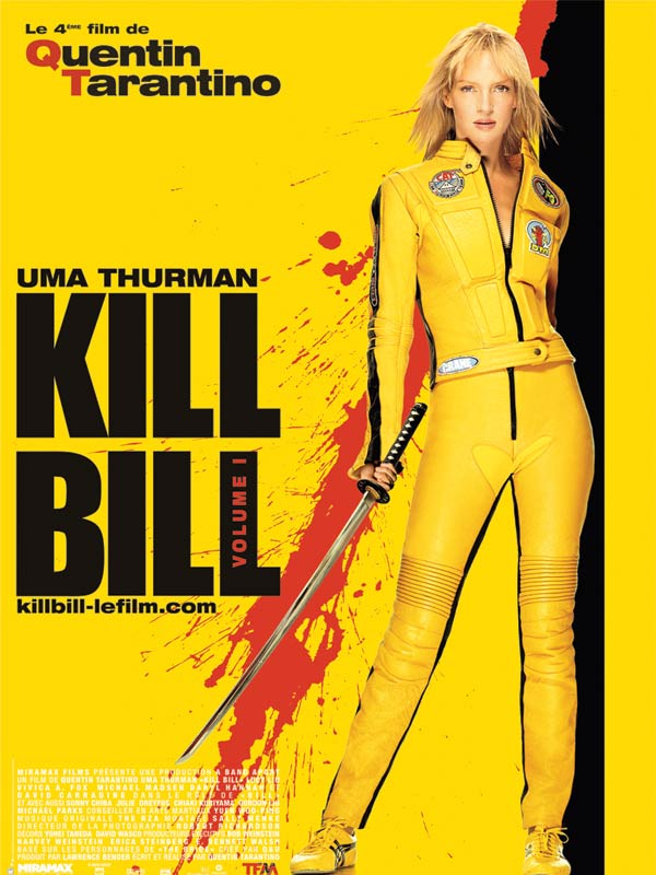 Kill Bill : Volume 1 de Quentin Tarantino