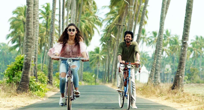 Alia Bhatt et Shah Rukh Khan