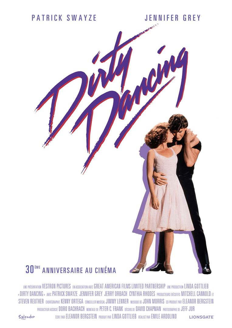 Dirty Dancing d'Emile Ardolino