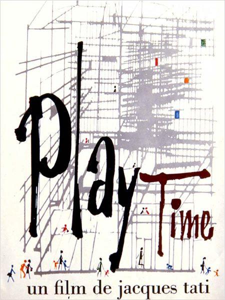 Playtime : affiche