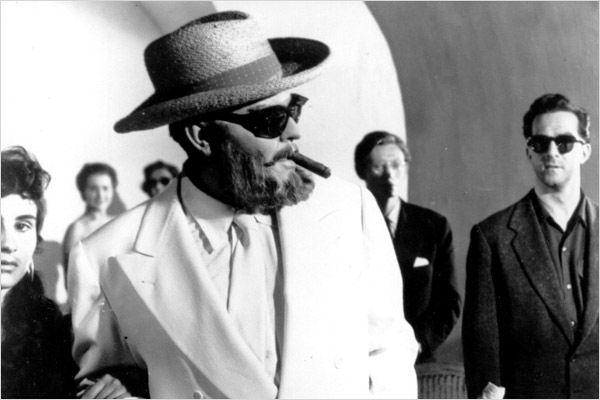 Dossier secret (Mr Arkadin) : Photo Orson Welles