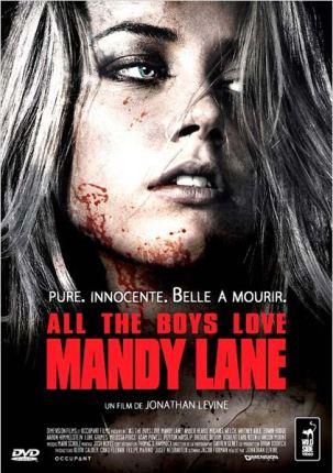 Tous les garçons aiment Mandy Lane : affiche