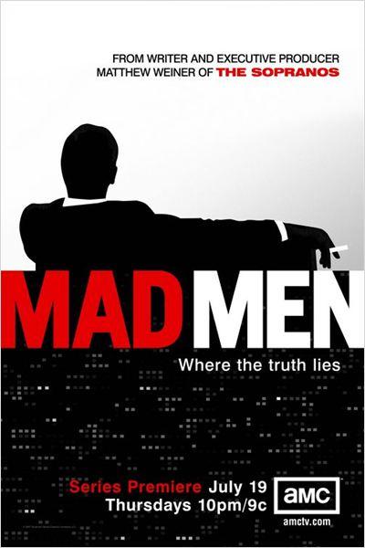 Mad Men, une série créée par Matthew Weiner