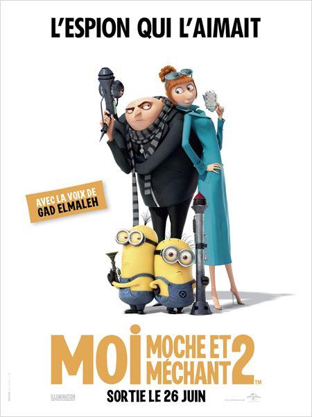 Moi, moche et méchant 2 |FRENCH| [BDRip]