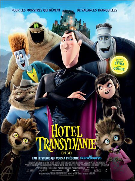 Hôtel Transylvanie  Multi  DVDRIP