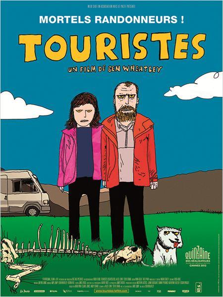 Touristes |TRUEFRENCH| [DVDRiP]