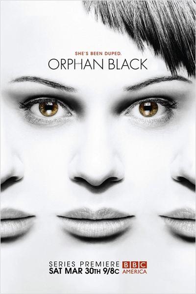 Orphan Black : Affiche