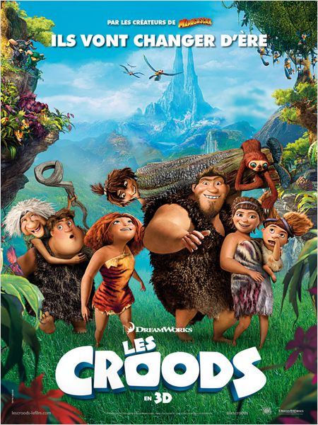 Les Croods  FRENCH  [TS]