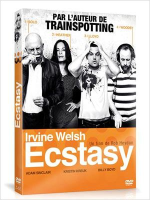 Irvine Welsh's Ecstasy (2013) [FRENCH] [DVDRiP 1CD]