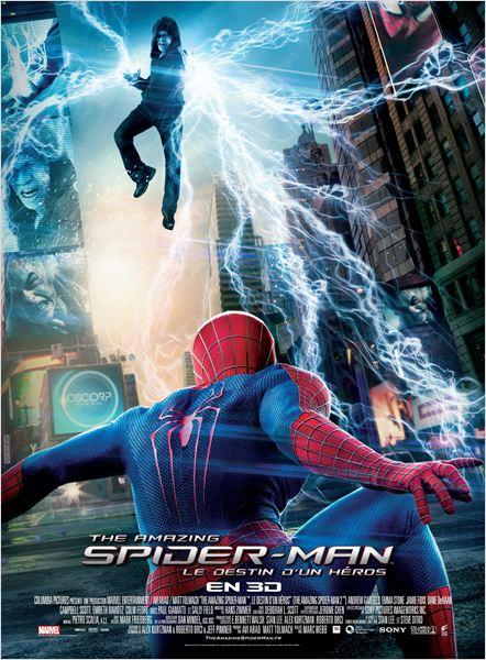 The Amazing Spider-Man : le destin d'un Héros [HD.TS] [MULTI]