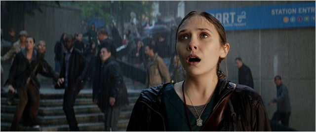 Godzilla : Photo Elizabeth Olsen