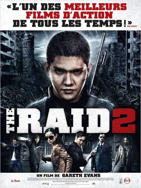 The Raid 2 : Affiche