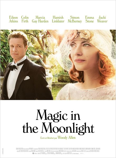 Magic in the Moonlight : Affiche
