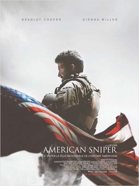 American Sniper [DVDSCR] [MULTI]