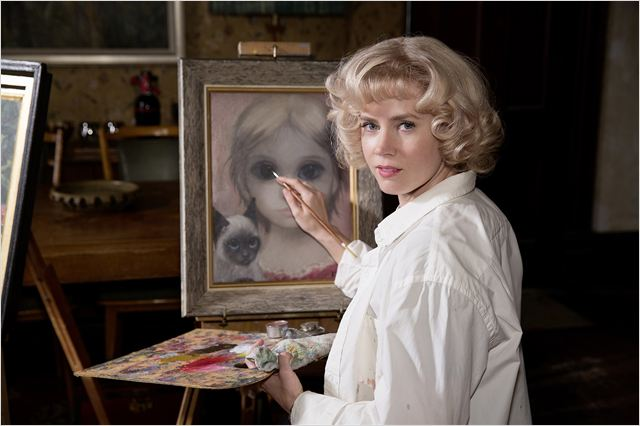 Big Eyes : Photo Amy Adams