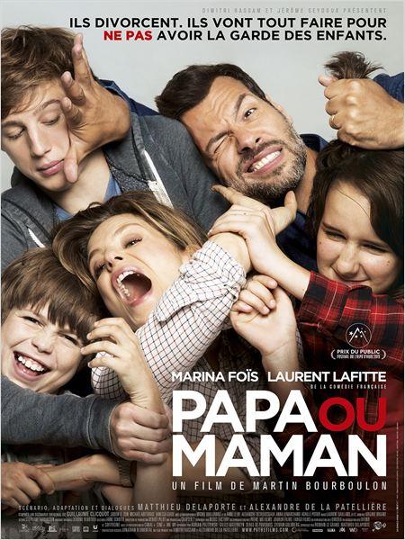Papa ou maman [DVDRiP] [Blu-Ray 720p] [FRENCH]