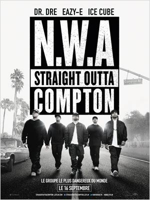 N.W.A - Straight Outta Compton [HDRip] [VOSTFR]