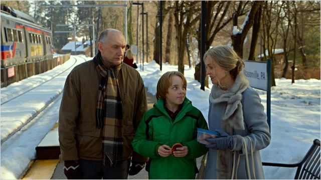 The Visit : Photo Deanna Dunagan, Ed Oxenbould, Peter McRobbie