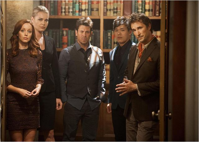 Photo Christian Kane, John Kim, Lindy Booth, Noah Wyle, Rebecca Romijn